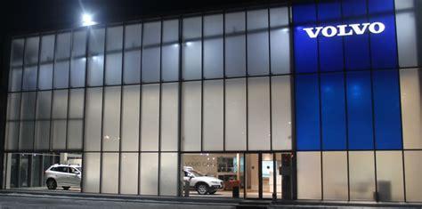 autostat volvo opened   dealership  izhevsk