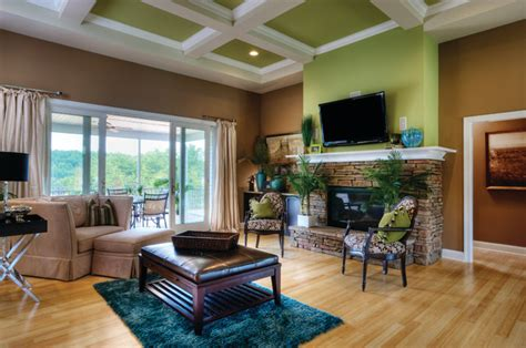 homes with great rooms great room by schumacher homes traditional living room
