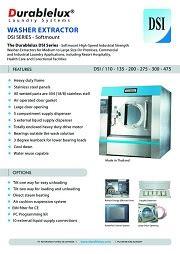 Lu Emergency Untuk Industri Durablelux Mesin Cuci Laundry Industri