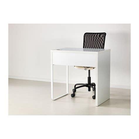 scrivania micke ikea micke scrivania dimensioni 73 x 50 cm colore bianco