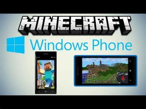 microsoft no lumia como baixar minecraft pocket edition 532 wp como baixar minecraft pocket edition gr 193 tis no windows