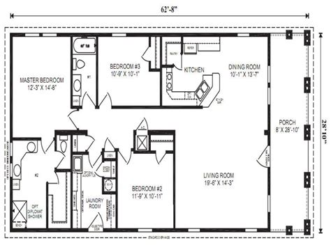 Ranch Home Floor Plans by Modular Home Floor Plans Modular Ranch Floor Plans Floor