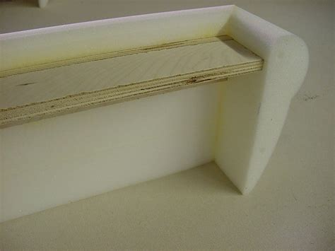 Styrofoam Cornices assembly