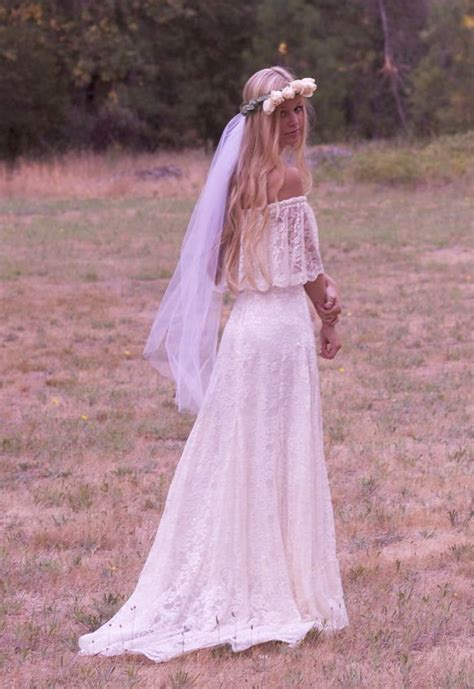 best 20 hippie wedding dresses ideas on pinterest