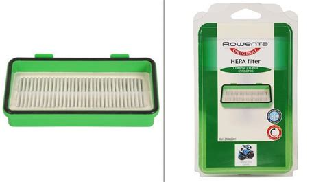 filtre hepa pour aspirateur rowenta compact cyclonic miss pieces