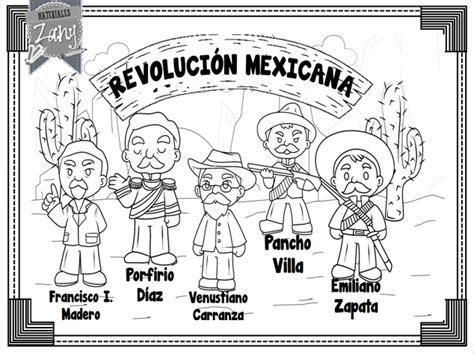 dibujos de la revolucion mexicana para nios holidays oo revoluci 243 n mexicana materiales zany