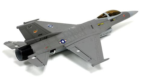 remote control jet f 16 fighting new 64mm edf jets rtf gt gt gt air force f16 rafale quot tiger