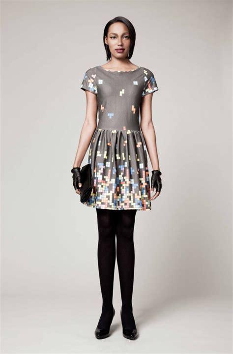 Bv Dress Santico 1 items similar to tetris dress on etsy