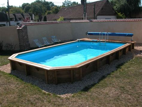 piscine kit bois piscine bois enterr 233 e kit