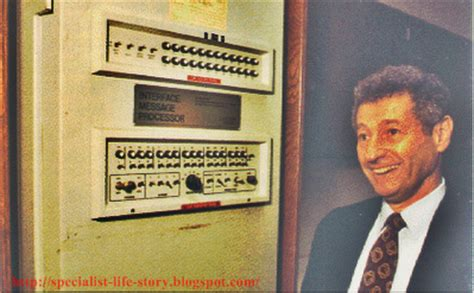 biography of leonard kleinrock a brief biography a bout the inventor of the internet