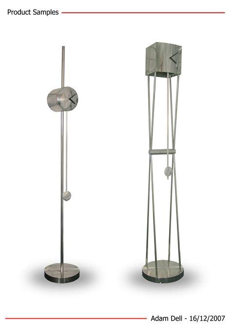 Modern Floor Clock by Modern Floor Standing Clock By Adam Dell At Coroflot