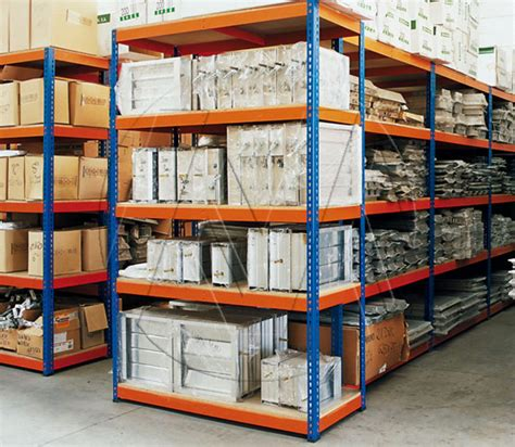 warehouse shelving industrial vincent contracts