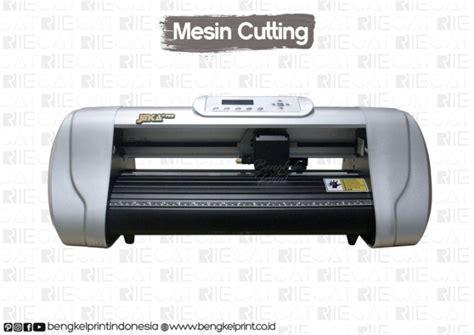 Pisau Mesin Cutting Cameo Craftrobo fungsi peralatan yang digunakan pada saat cutting bengkel print indonesia