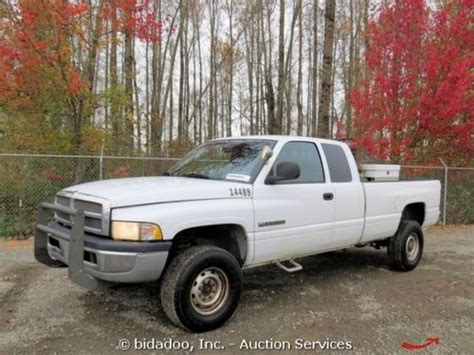 purchase used 2000 dodge ram 1500 lifted 4x4 off road leather look in fort worth texas buy used 2000 dodge ram 4x4 2500 pickup truck 5 9l v8 magnum auto 8 bed tool box in kent