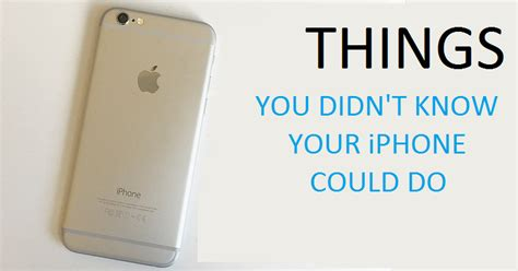 8 Things You Didnt You Could Put In Your Usb Slot by Things You Didn T Your Iphone Could Do A Web