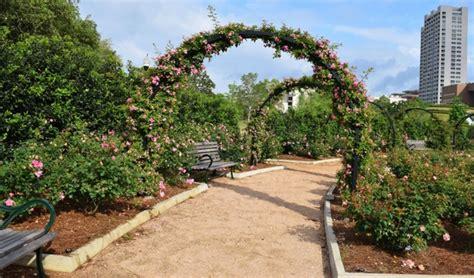 Points Of Interest Hermann Park Conservancy Houston Botanical Gardens Hermann Park