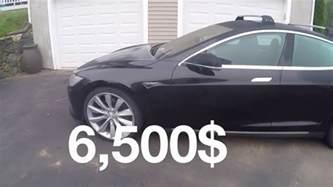 Cheapest Tesla Car Worlds Cheapest Tesla