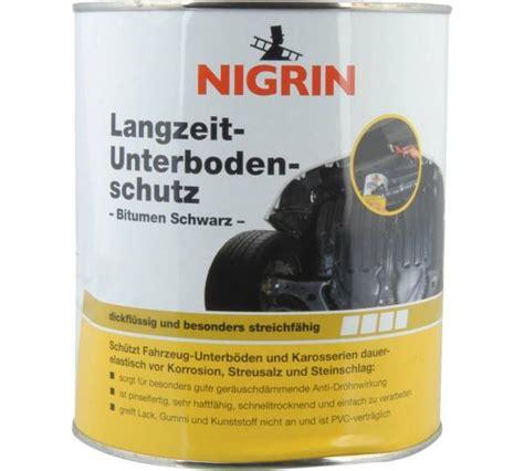 nigrin langzeit unterbodenschutz  kilogramm