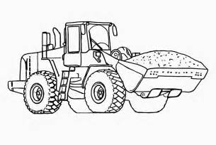 construction vehicles coloring pages download print free