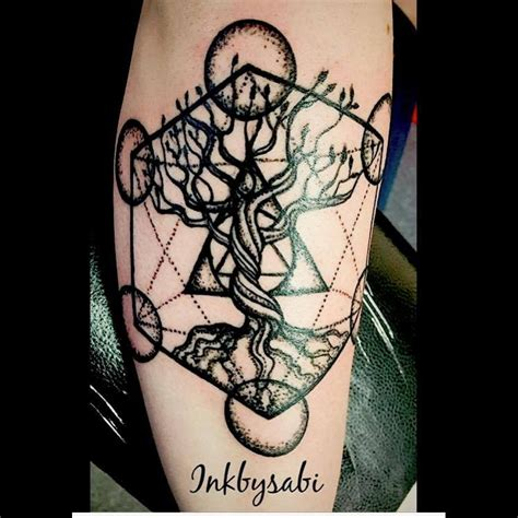 sacred ink tattoo geometric sacred geometry of ink tattoos