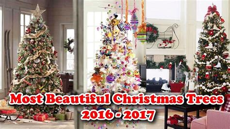 christmas decoration ideas 2016 new christmas tree decorating ideas 2016 2017 decor