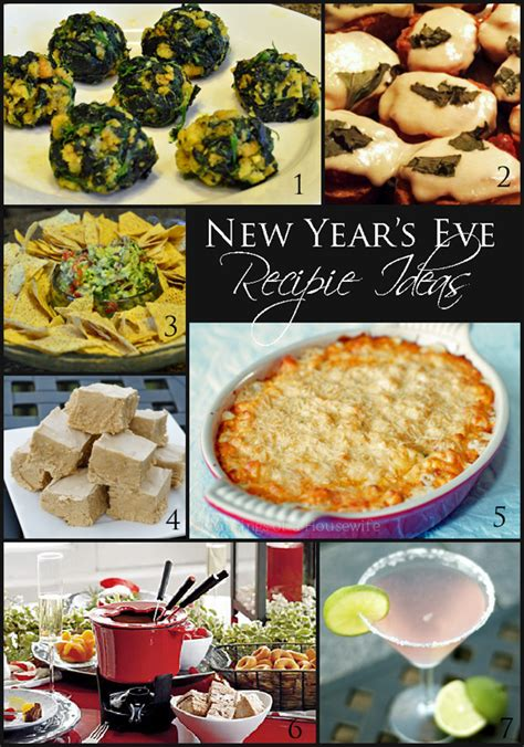 recipes for new year sweet new year cocktail recipe dishmaps