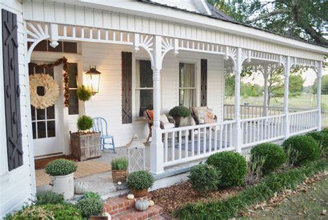 white house blog 13 gorgeous fall porch ideas home stories a to z