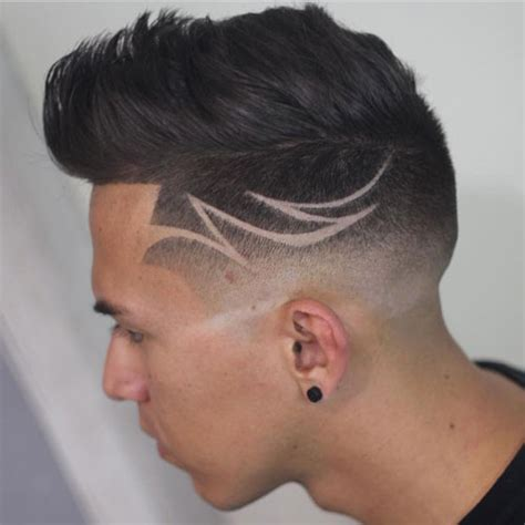 hair cut patterns at the back and side 21 shape up haircut styles