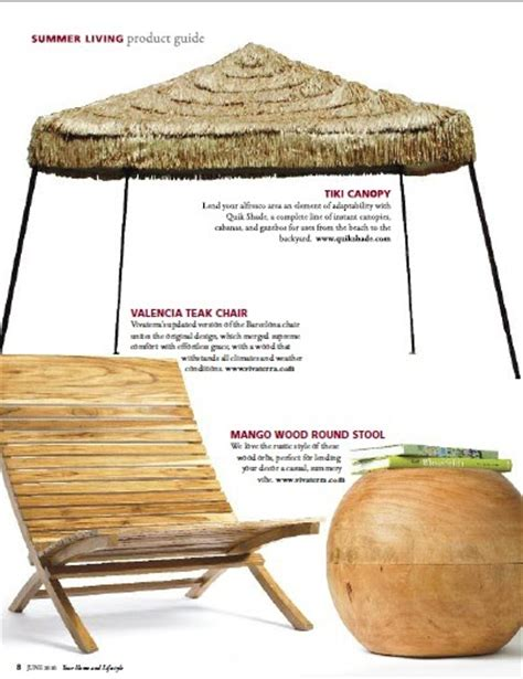 Tiki Canopy To You Quik Shade S Tiki Canopy Featured In Your Home And