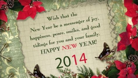 how to create happy new year greetings cards 2014 best