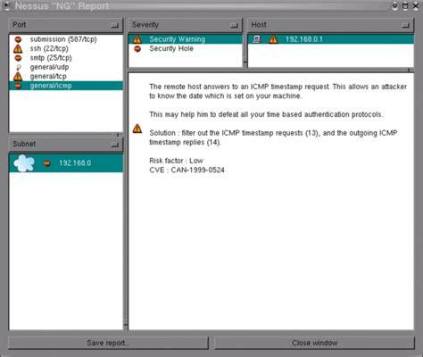 tutorial nessus linux iptables tutorial 1 2 2