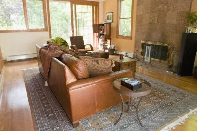 good color schemes  brown furniture home guides sf gate