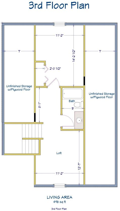 floor plan 3rd street 817 stanley ct the floor plan
