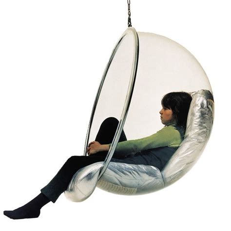 bubble swing chair bubble chair by eero aarnio for the home pinterest