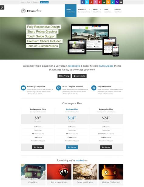 drupal theme visia 15 amazing best drupal themes for download