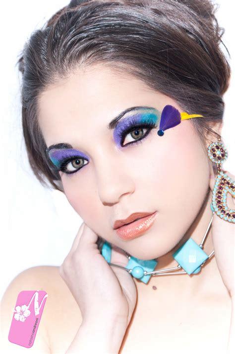 Eyeshadow Glamor makeup