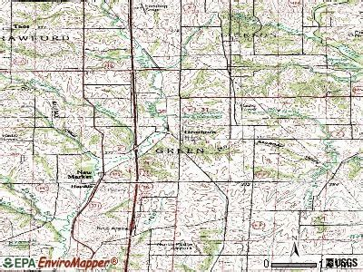 Dearborn County Hospital Detox by Dearborn Missouri Mo 64439 Profile Population Maps