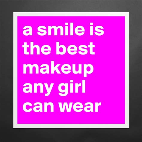 Themakeupgirls 99 Products by A Smile Is The Best Makeup Any Can Wear Museum