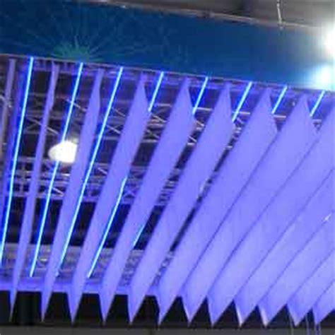 controsoffitti in tessuto controsoffitti tessili controsoffitti luminosi