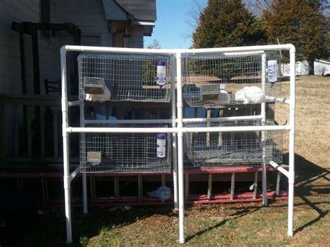 Pvc Rabbit Hutch rabbit hutch plans how to build a pvc rabbit hutch