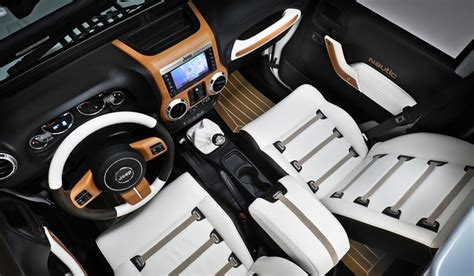 White Jeep Interior 17 best images about custom jeep wrangler on