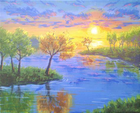 Landscape Artists Gcse Artist Painter Mo Arman In The Spotlight