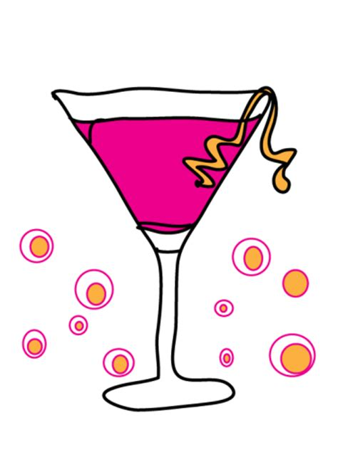 birthday martini clipart birthday martini clipart clipart kid