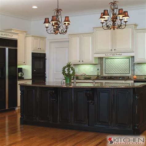 25 best images about two toned kitchen cabinets on