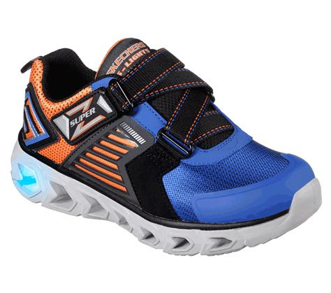 skechers s lights hypno flash boys light up shoes buy skechers s lights hypno flash 2 0 rapid quake s