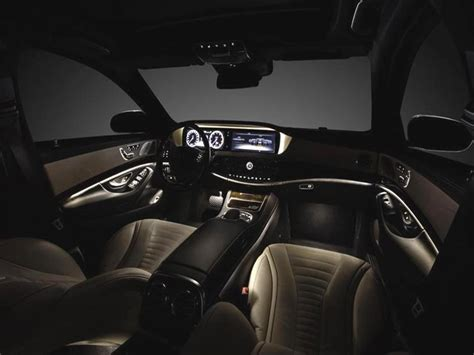 Mercedes Interior Lights by 2014 Mercedes S Class Notoriousluxury