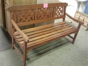Outdoor Wooden Benches For Sale Eucalyptus Outdoor Patio Benches For Sale Illinois