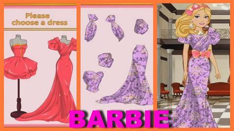 design clothes youtube barbie valentine dress design fashion dress how to make