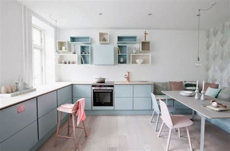 pastel kitchen ideas cutest kitchen ideas with pastel color home design and