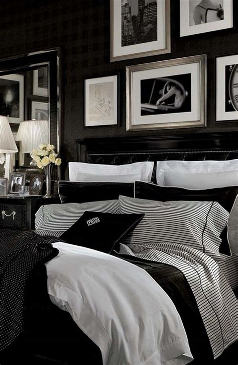 bedroom decorating ideas black and 25 best ideas about black bedrooms on pinterest black